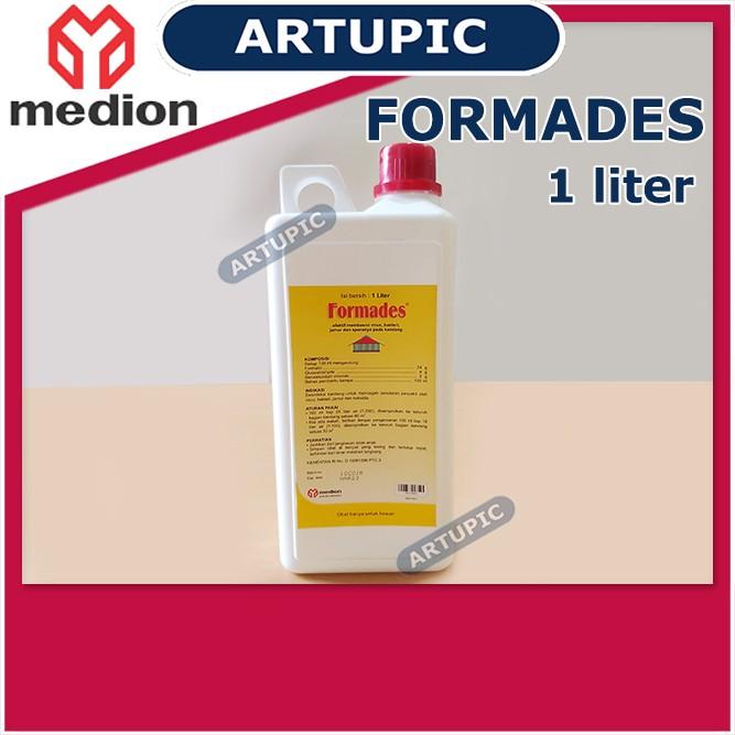 Formades 1 liter
