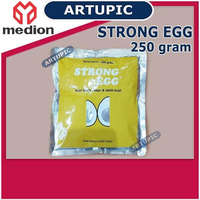 Strong Egg 250 gram