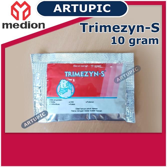 Trimezyn-S 10 gram