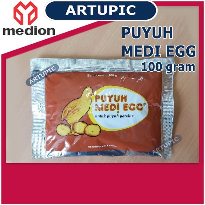Puyuh Medi Egg 100 gram