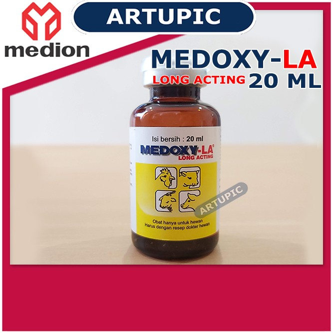 Medoxy-LA 20 ml