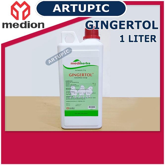 Gingertol 1 Liter