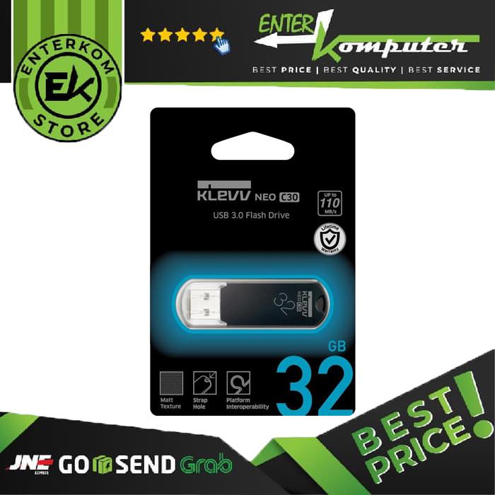 KLEVV NEO C30 32GB - USB 3.0 - K032GUSB3-C3