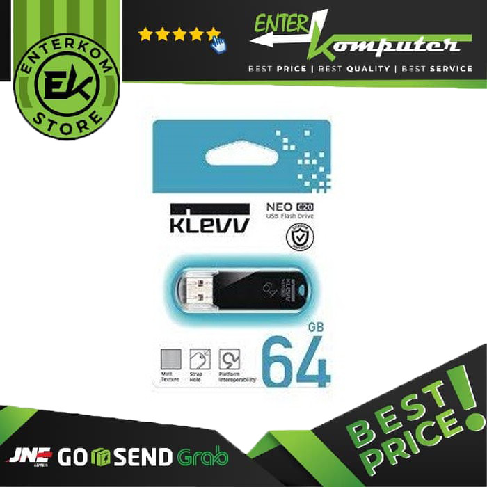 KLEVV NEO C20 64GB - USB 2.0 - K064GUSB2-C2