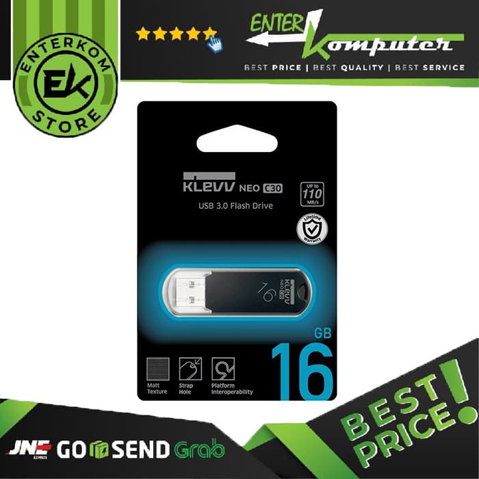KLEVV NEO C30 16GB - USB 3.0 - K016GUSB3-C3