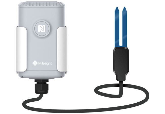 Soil temperature & Moisture sensor