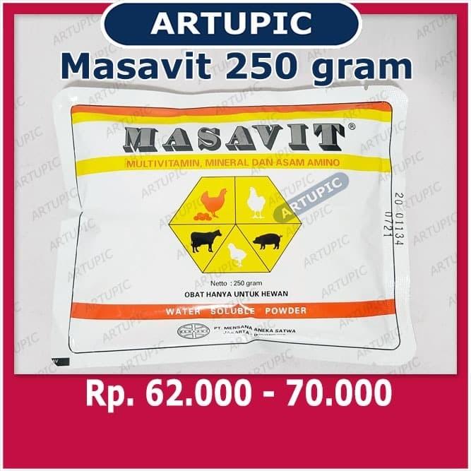 MASAVIT 250 Gram