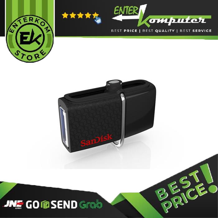 Sandisk Ultra Dual Drive OTG 32GB USB 3.0 - SDDD2-032G