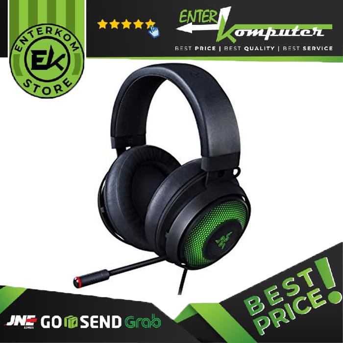 Razer Kraken Ultimate - USB Surround Sound Headset with ANC Microphone