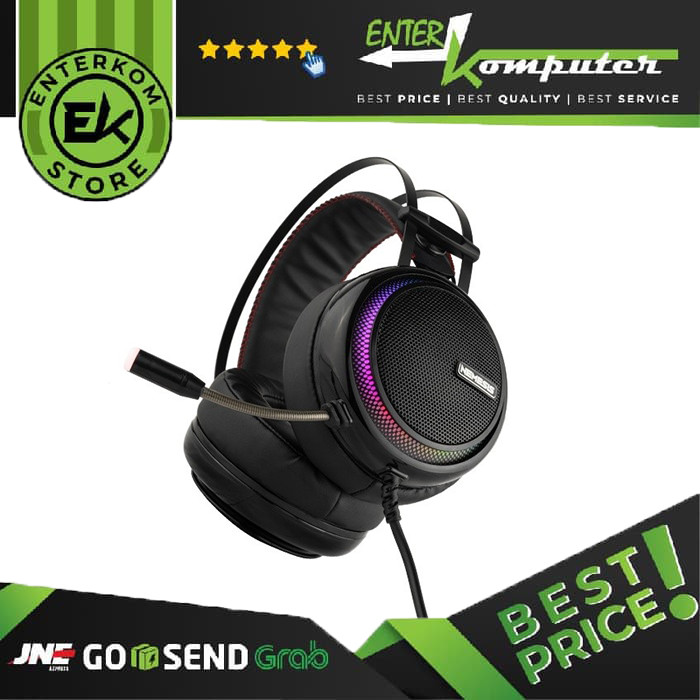 NYK Headset Gaming HS-E9 Stromrage
