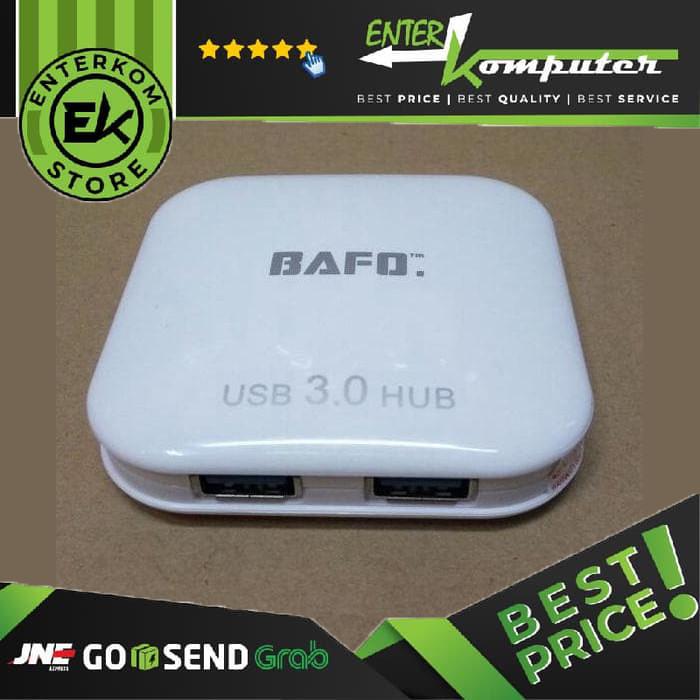 Bafo USB HUB 4 Port USB 3.0 + Adaptor - BF-700