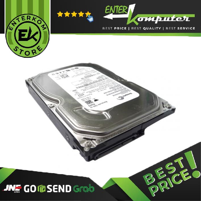 Seagate 500GB SATA2 - Used & Garansi 1 Th