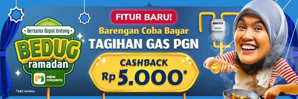 Promo Launching Gas PGN (HPB)