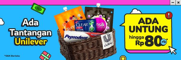 Tantangan Unilever Untung Hingga Rp 80.000